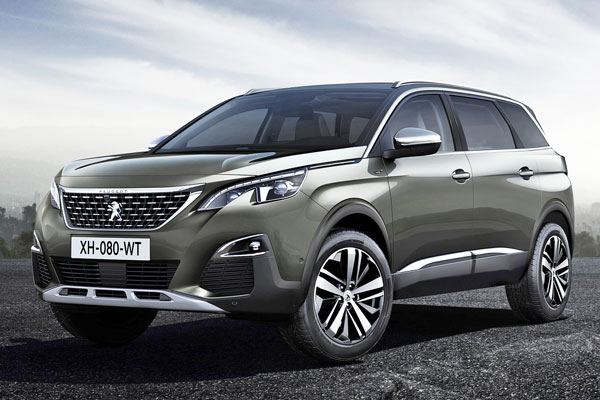 Peugeot 5008 SUV Business Line