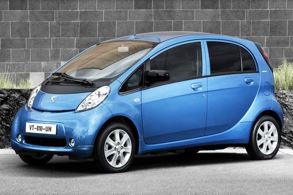 Peugeot i-On Elektroauto