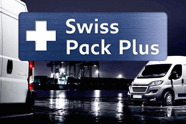 Peugeot Nutzfahrzeuge Swiss-Pack