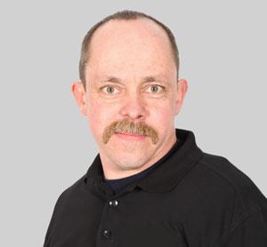 Albert Blenny Werkstattleiter